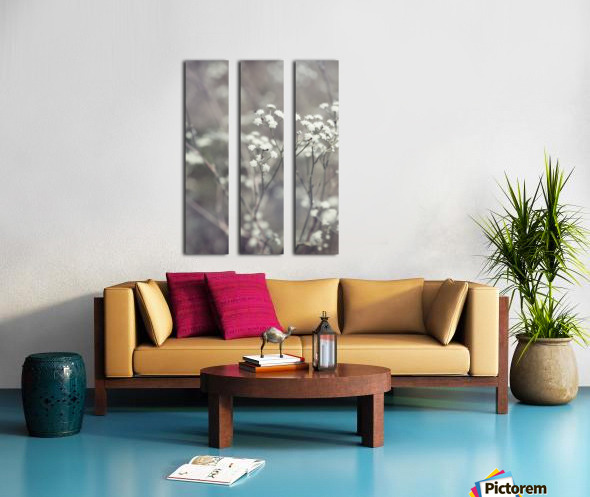 Ants Family Split Canvas print