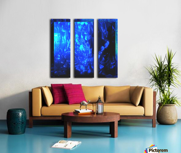 image3A6898_chroma4 Split Canvas print