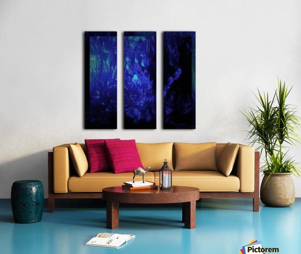 image3A6898_chroma6 Split Canvas print