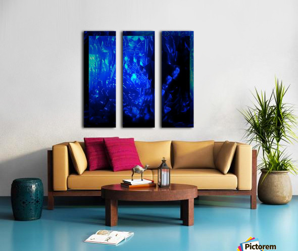 image3A6898_chroma14 Split Canvas print