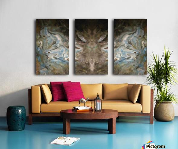 1538650847854 Split Canvas print