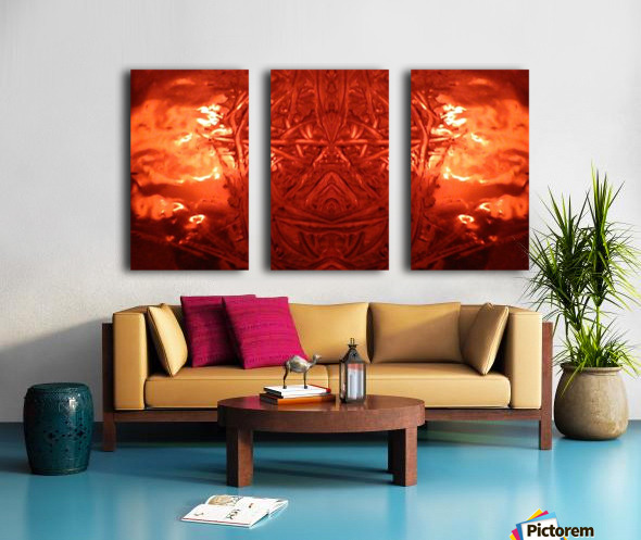 1538846485870 Split Canvas print