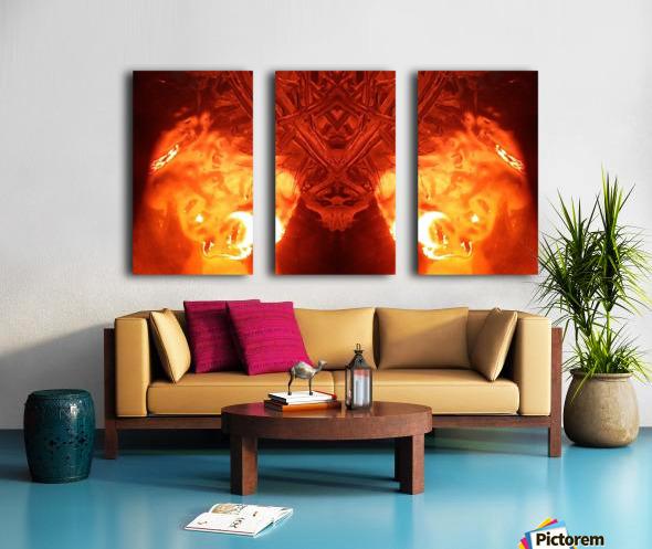 1538846383654 Split Canvas print