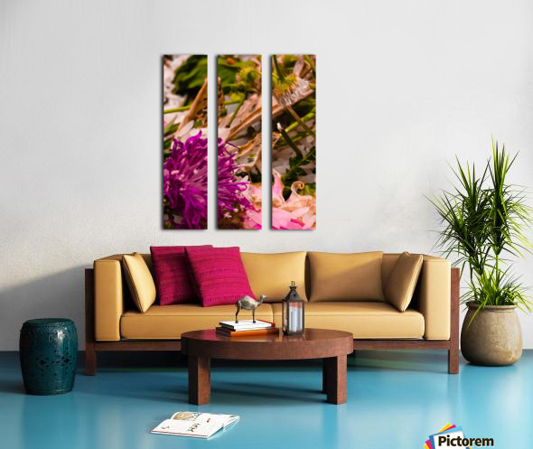 Offerings  Split Canvas print