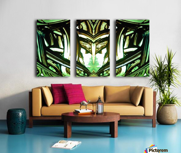 1539065534383 Split Canvas print