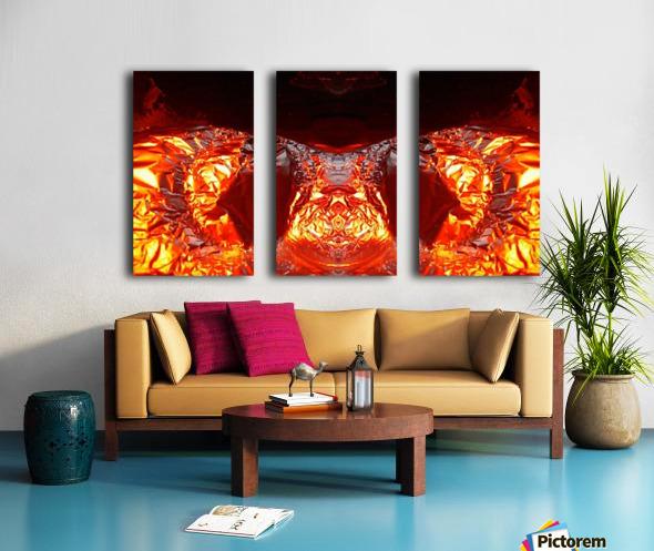 1539436117291 Split Canvas print