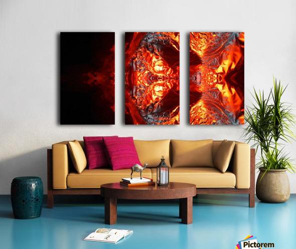 1539436843507 Split Canvas print
