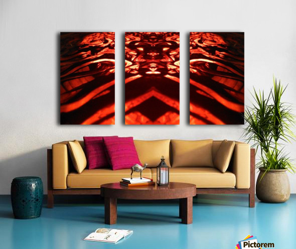 1539614436699 Split Canvas print