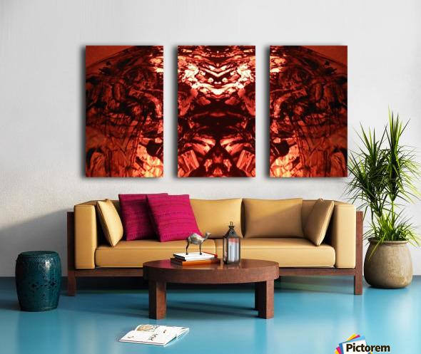 1539614476433 Split Canvas print