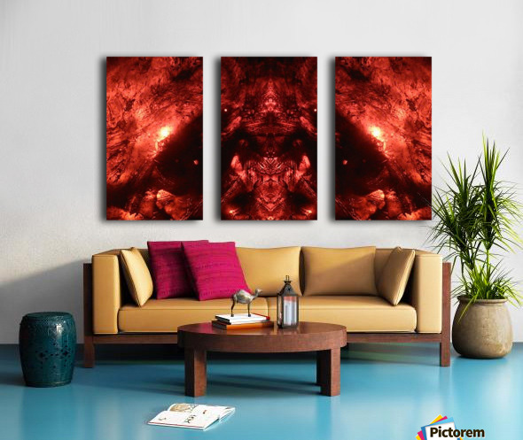 1539637019605 Split Canvas print