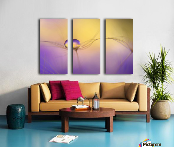 In arms Split Canvas print