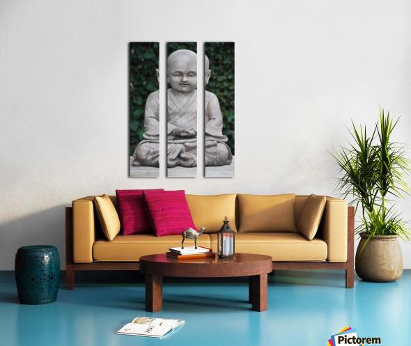 BUDDHA Split Canvas print