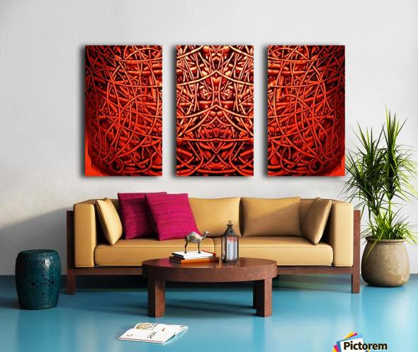 1539815179567 Split Canvas print