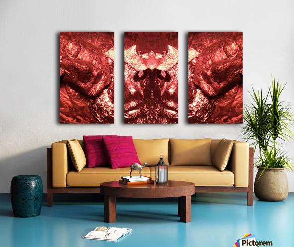 1539781665556 Split Canvas print