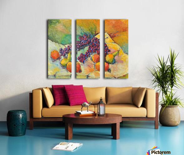 G115 Split Canvas print