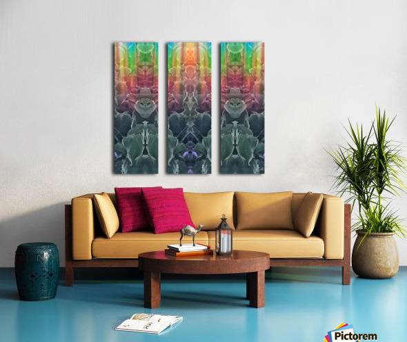 Cool Cats Split Canvas print