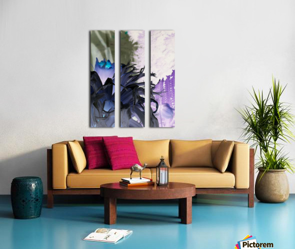 Goddess Collection Split Canvas print
