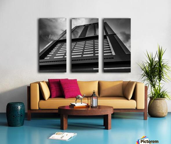 SKYSCRAPER Split Canvas print