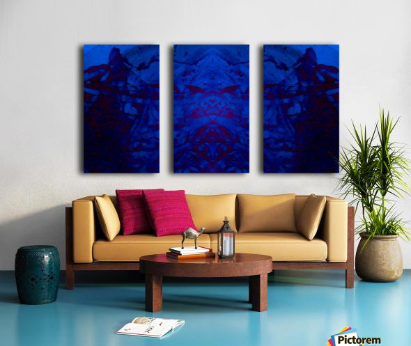1541255132245 Split Canvas print