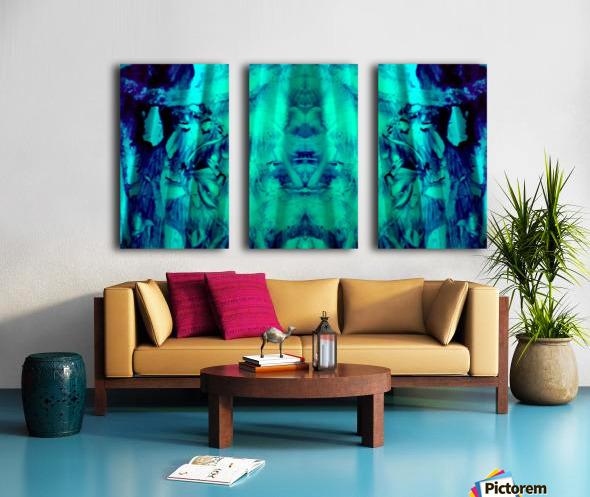 1541252243442 Split Canvas print