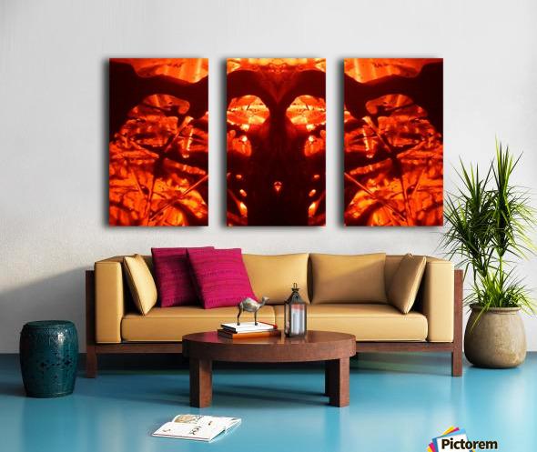 1541427756402 Split Canvas print