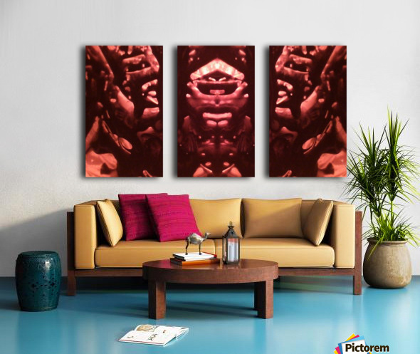 1541427493539 Split Canvas print