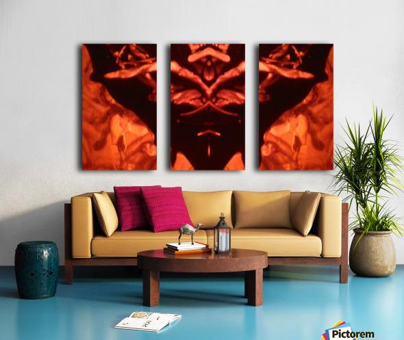 1541426748461 Split Canvas print