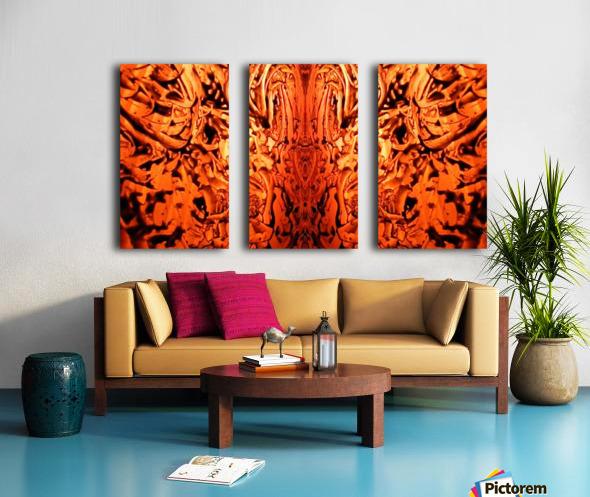 1542082156708 Split Canvas print