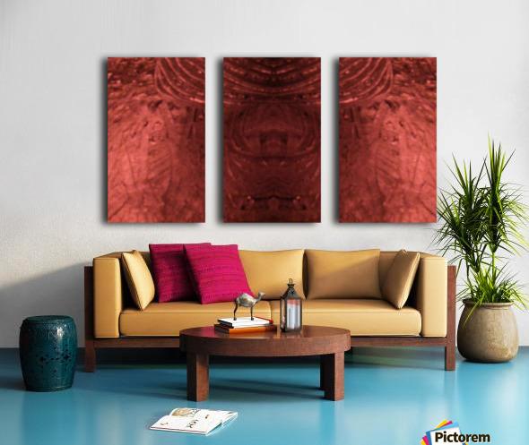 1542080490728 Split Canvas print