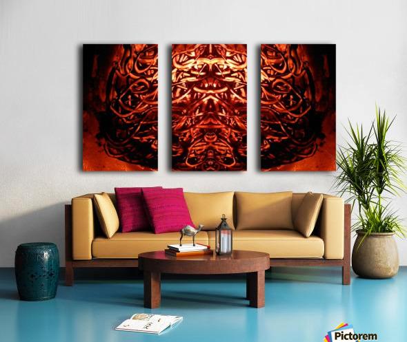 1542118960720 Split Canvas print
