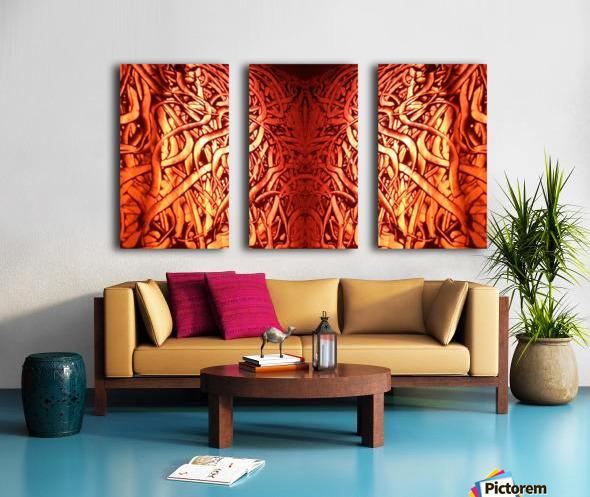 1542088929523 Split Canvas print