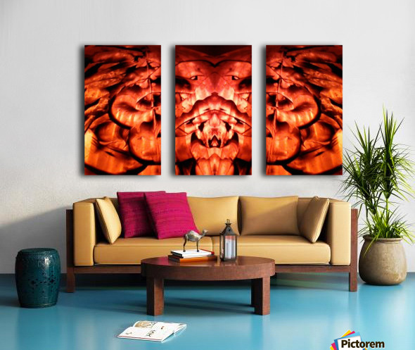 1542082644286 Split Canvas print