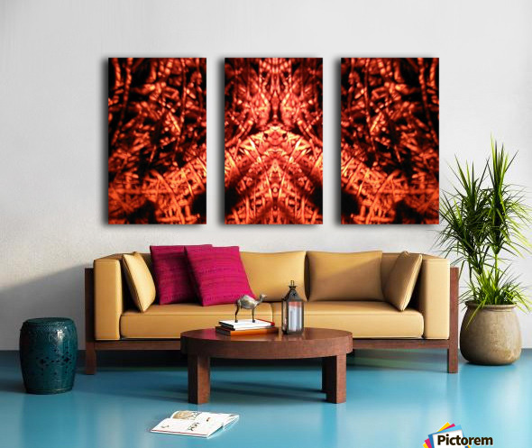 1542070191087 Split Canvas print