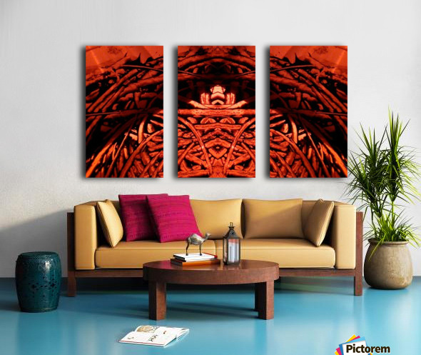 1542080538632 Split Canvas print
