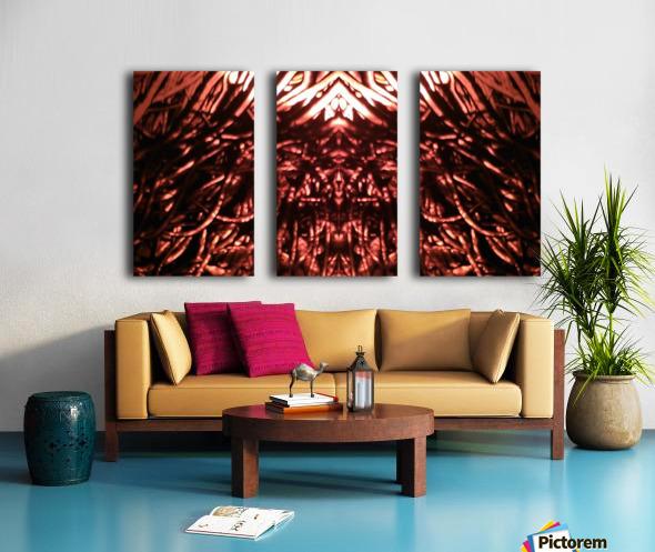 1542070031182 Split Canvas print