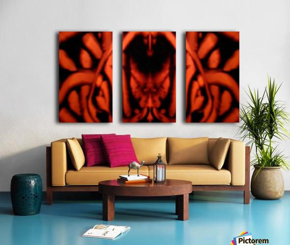 1542143674246 Split Canvas print