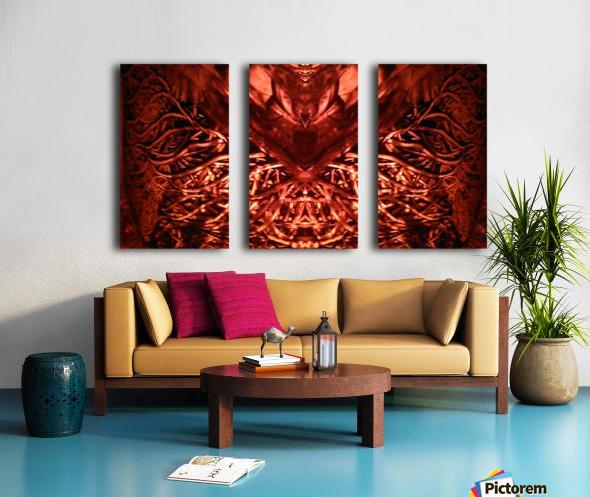 1542118676347 Split Canvas print