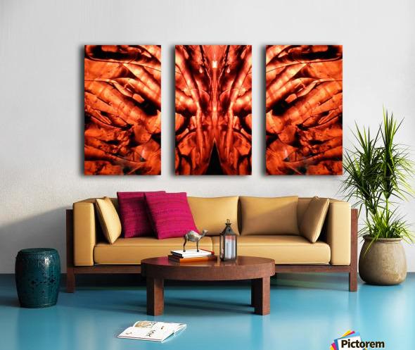 1542153493878 Split Canvas print