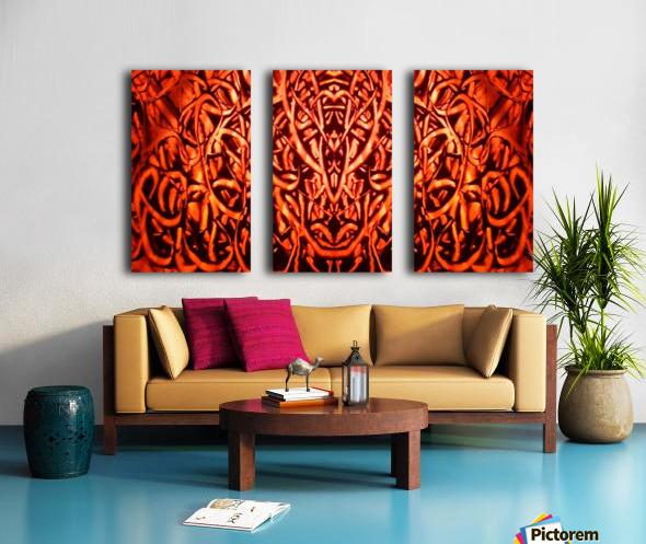 1542089188384 Split Canvas print