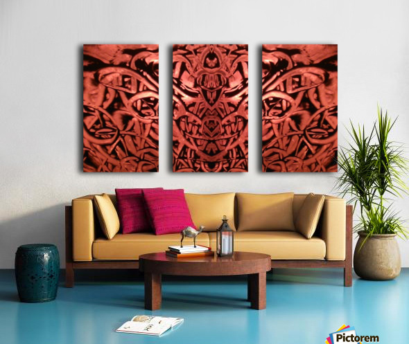 1542089361122 Split Canvas print