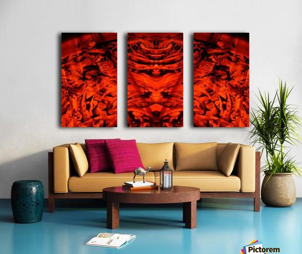 1542381866814 Split Canvas print