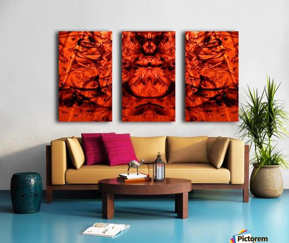 1542420088540 Split Canvas print