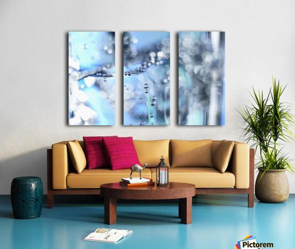 Glacé 14 sept 10 0021 1 Split Canvas print