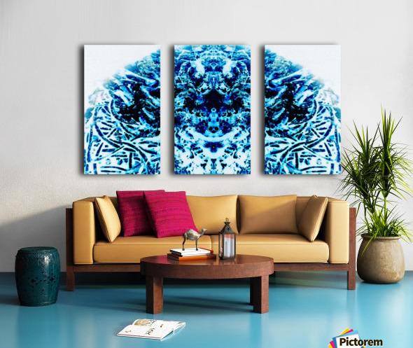 1544850536381 Split Canvas print