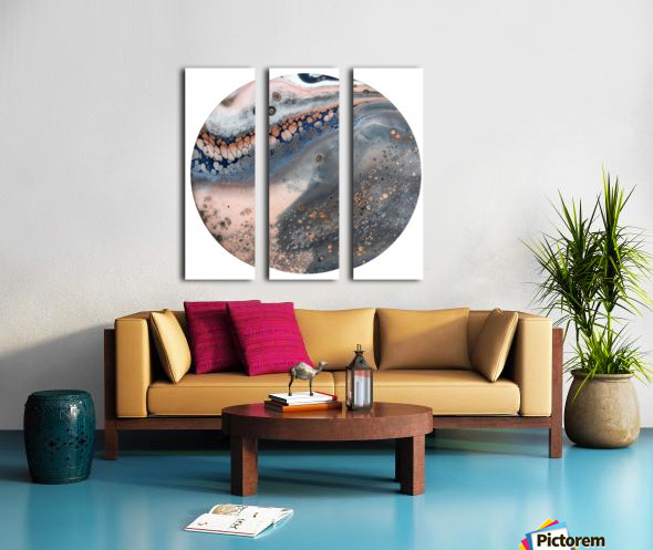 Seashore  Split Canvas print