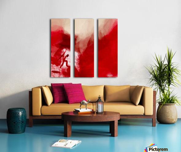 4D7AB014 ADB6 4B47 88DF EDA5FF20E5DB Split Canvas print
