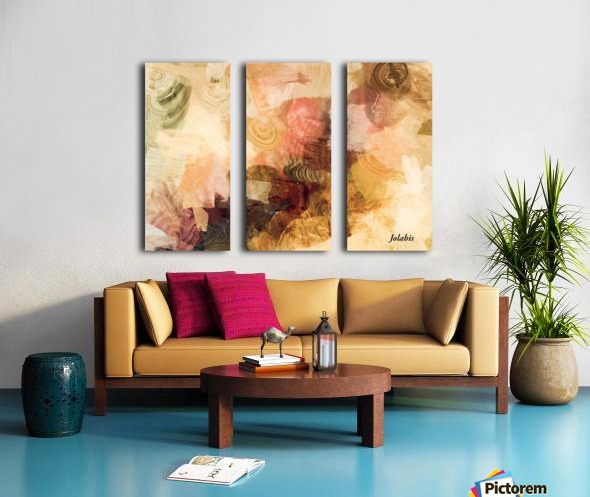 7EFF4B86 CA9A 40DA 856B C310492B043E Split Canvas print