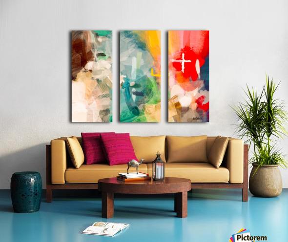 16B404EA AFBF 4F3E A5E5 9388D12CEEEC Split Canvas print