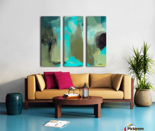 BB1BAFE2 09F7 4E2A A8CE 20DFD5D10952 Split Canvas print