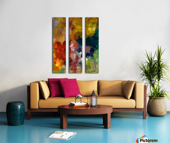 089E9000 38F3 4651 863D 281C999D0DE0 Split Canvas print